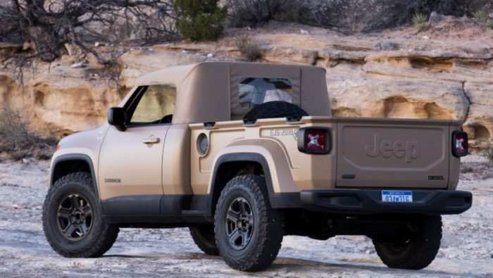 93 The Best Jeep Comanche 2020 Performance