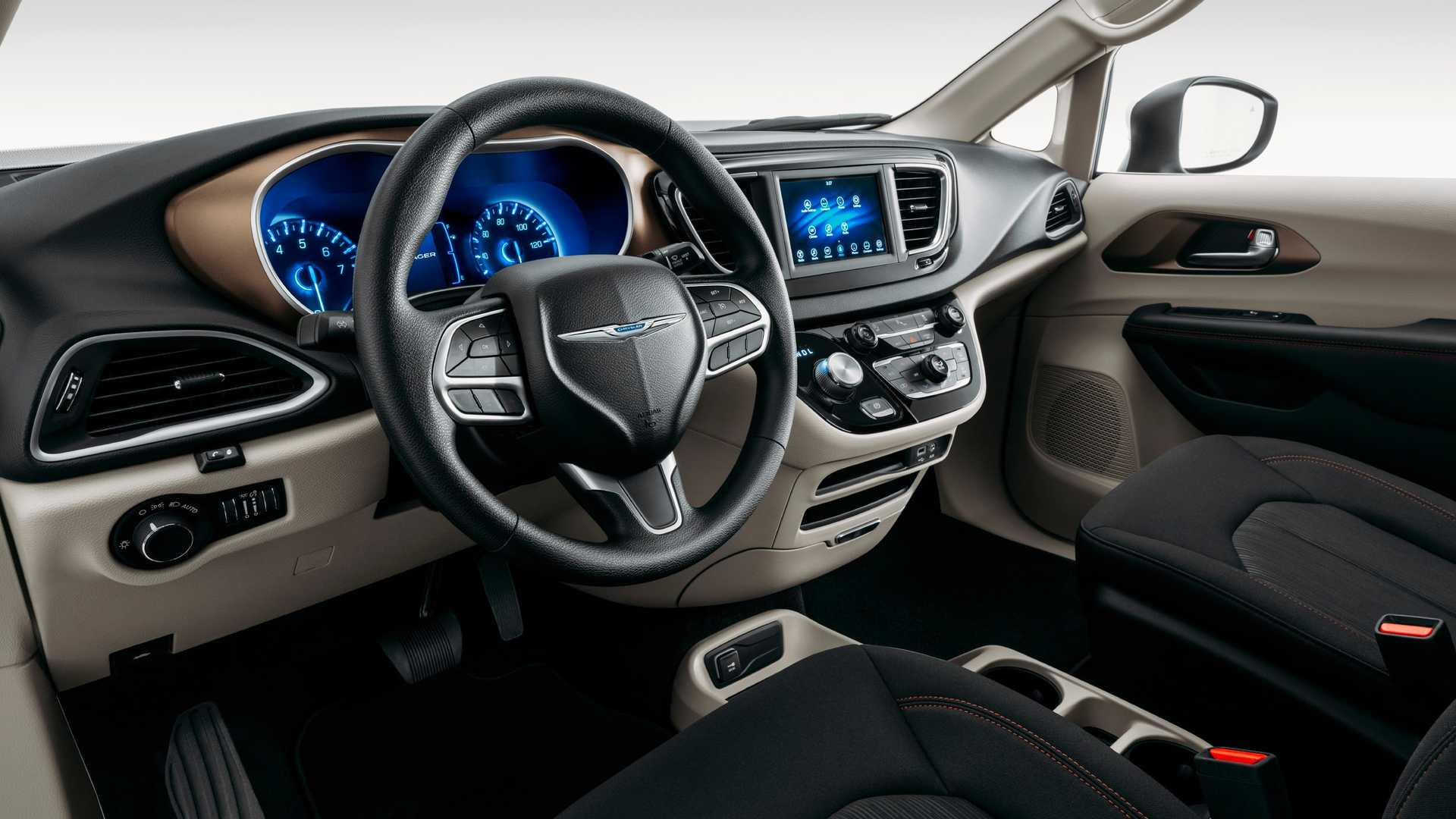 93 The Dodge Grand Caravan 2020 Style