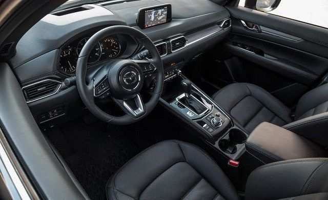 93 The Mazda Cx 5 2020 Interior Images