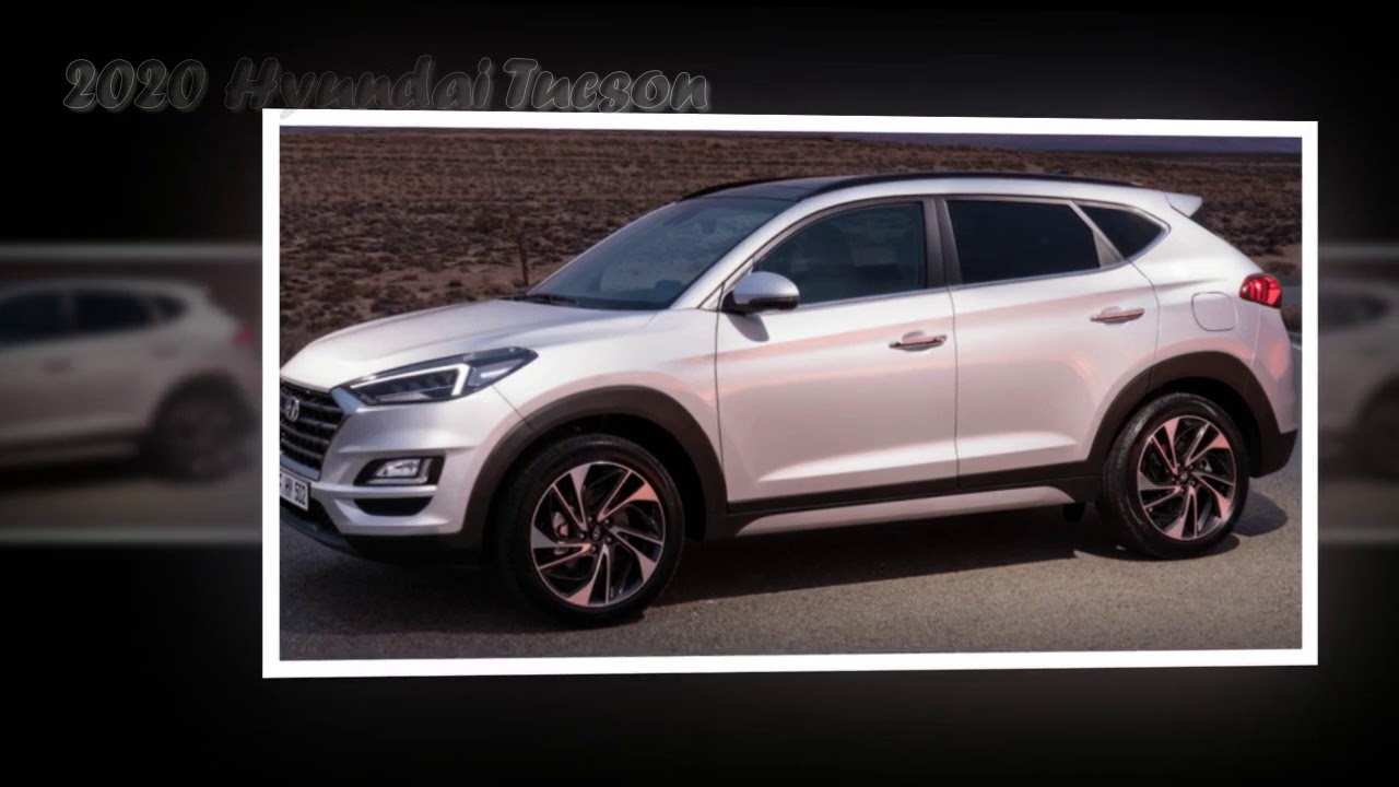 93 The New Hyundai Tucson 2020 Youtube Exterior