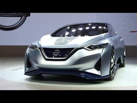 93 The Nissan Driverless Car 2020 New Review