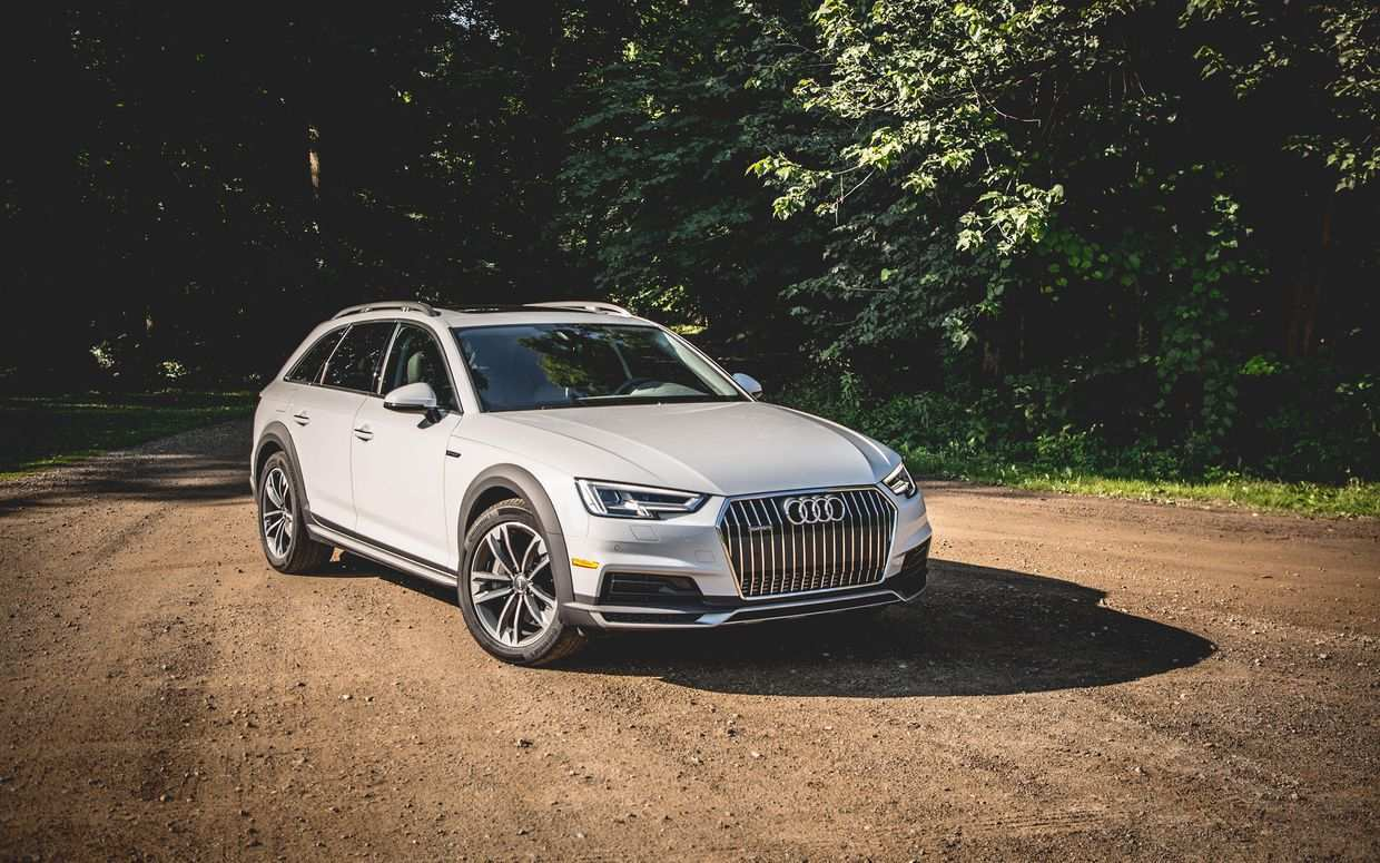94 A 2019 Audi Wagon Usa Ratings