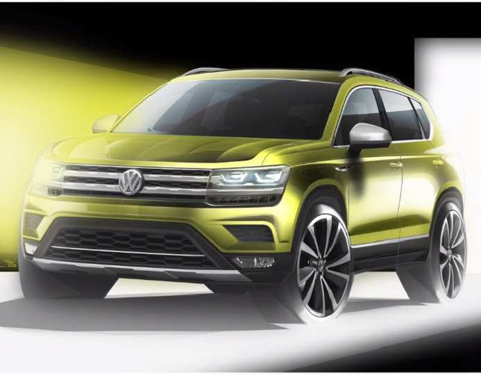 94 A Volkswagen New Models 2020 Price