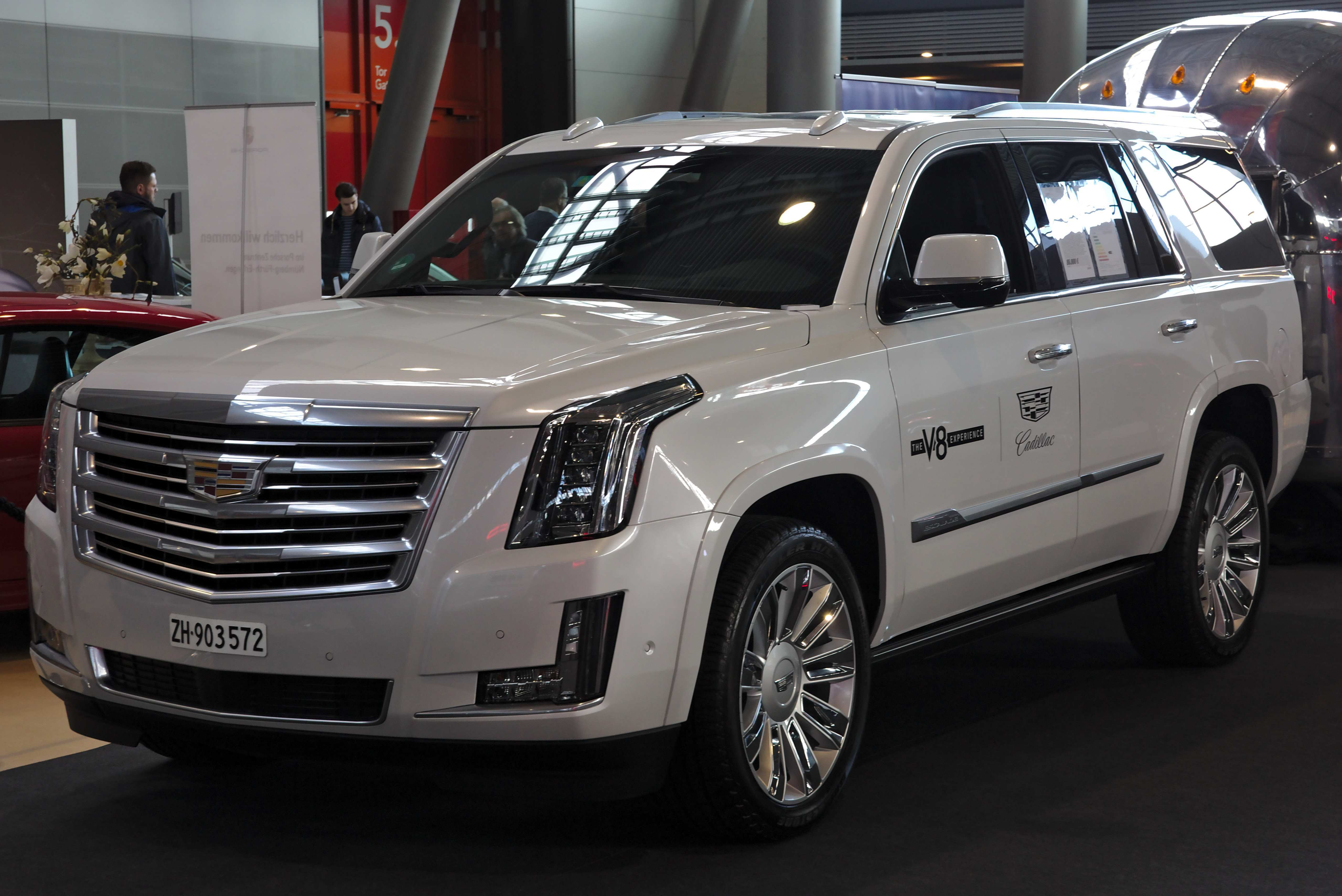 94 All New 2019 Cadillac Escalade Redesign Images