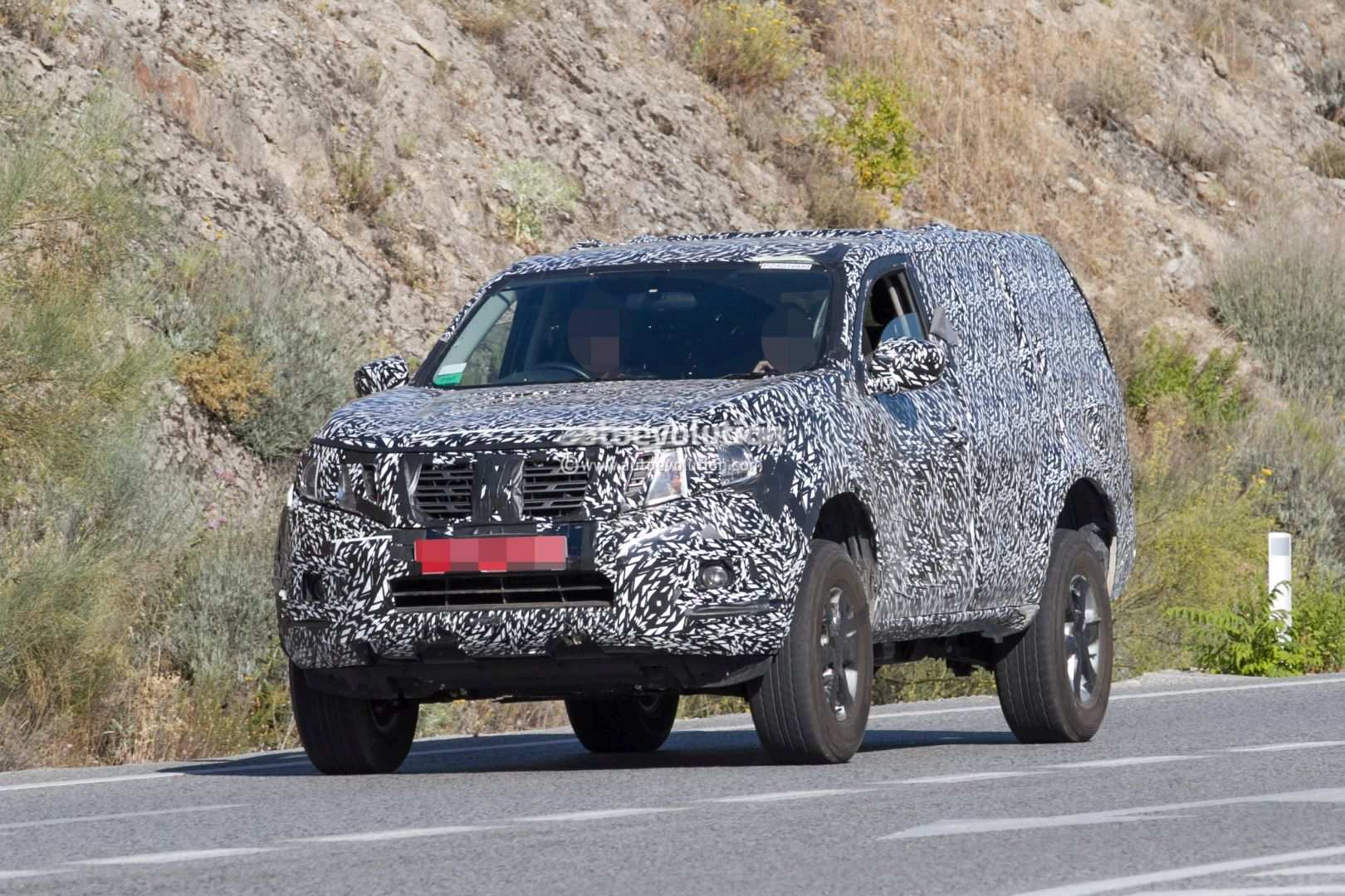 94 All New 2019 Nissan Pathfinder Spy Shots Configurations