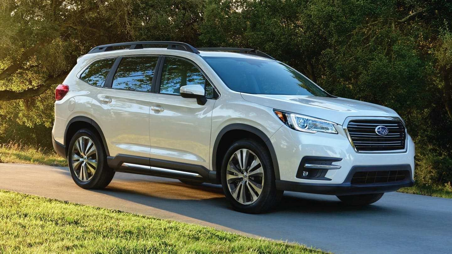 94 All New 2019 Subaru Ascent Towing Capacity Style