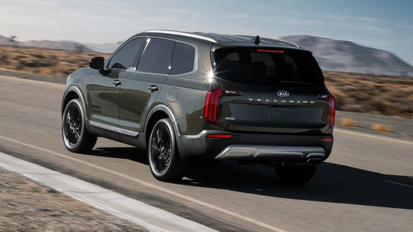 94 All New Kia Telluride 2020 Mpg Picture