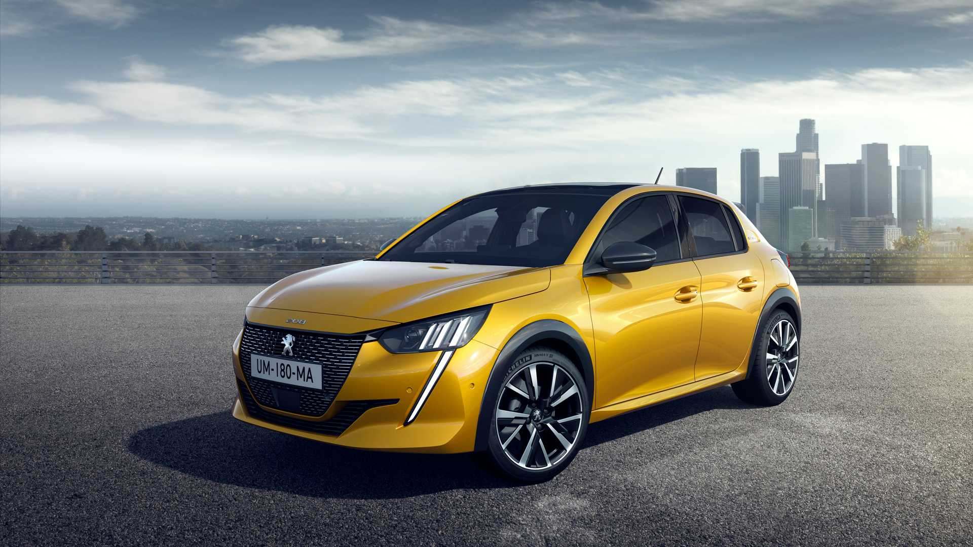 94 All New Motori 2020 Peugeot First Drive