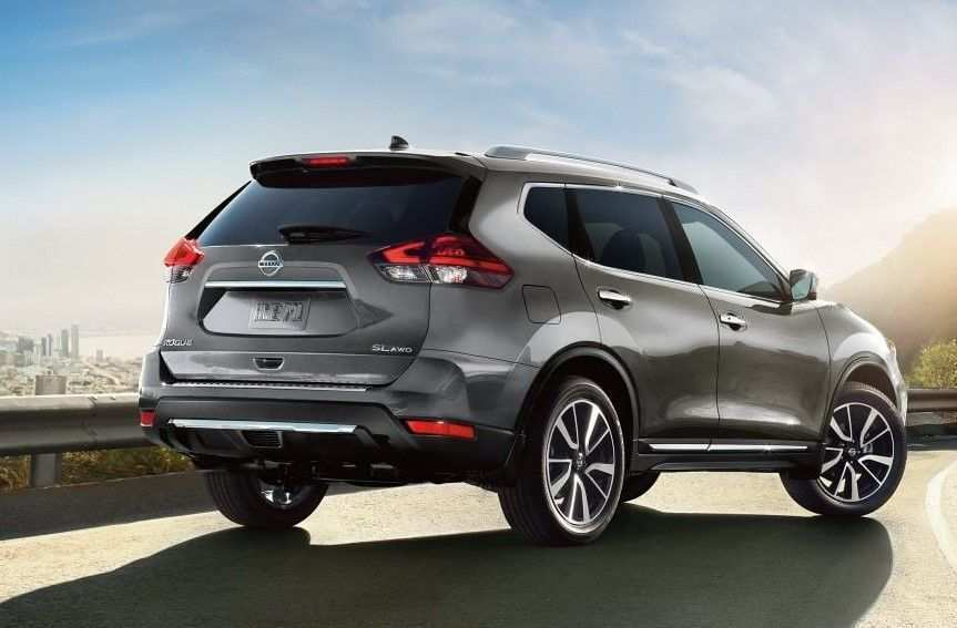 94 All New Nissan Rogue 2020 Release Date Release