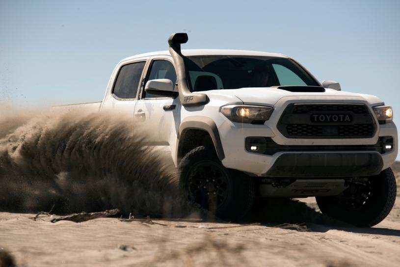 94 Best 2019 Toyota Tacoma News Concept