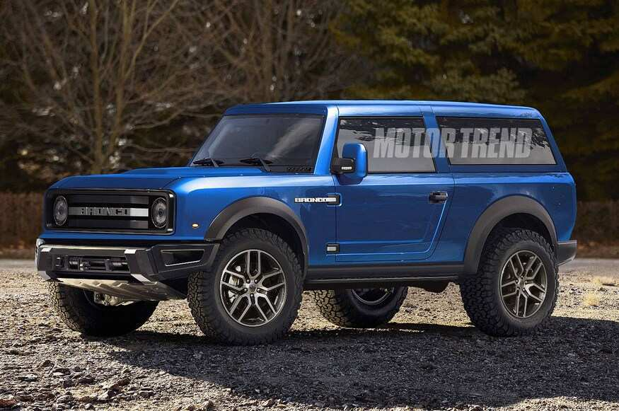 94 Best 2020 Ford Bronco Msrp First Drive