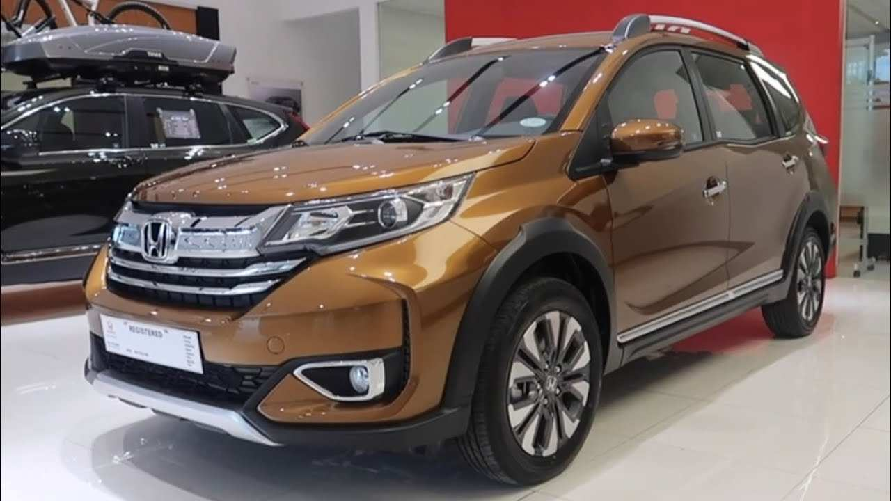 94 Best Honda Brv 2020 Malaysia Redesign And Review
