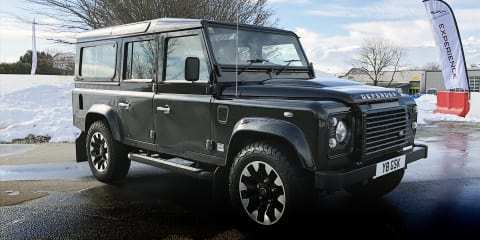 94 New 2019 Land Rover Defender Price Reviews