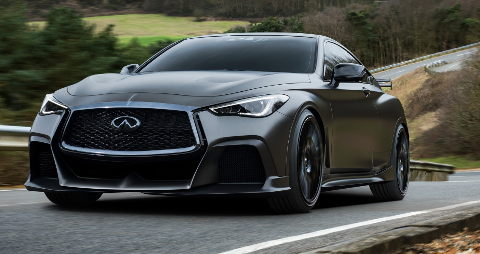 94 New Infiniti Cars For 2020 History