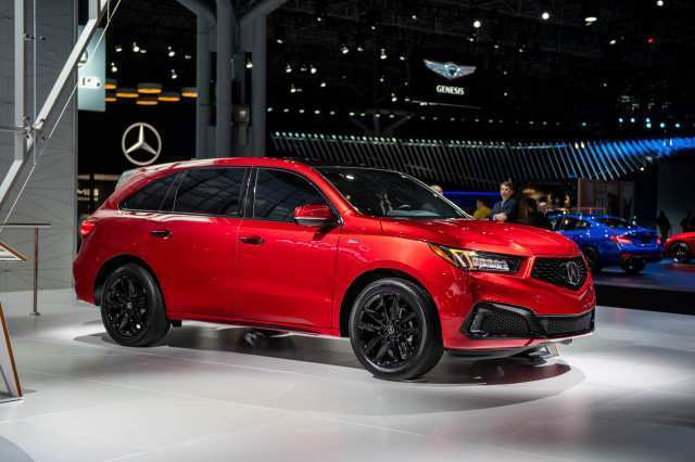 94 New When Does The 2020 Acura Rdx Come Out New Concept