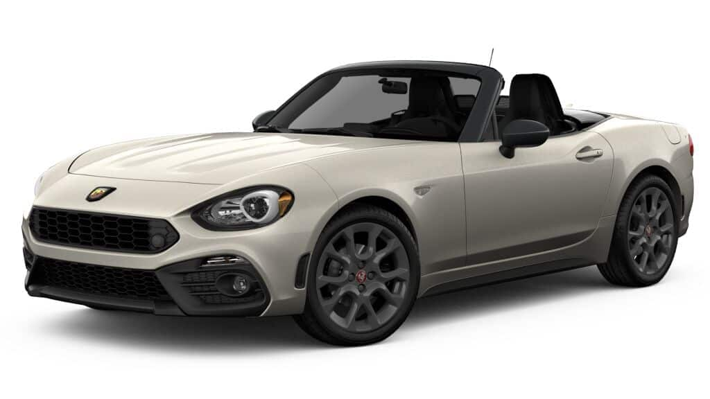 94 The 2019 Fiat 124 Changes Pictures