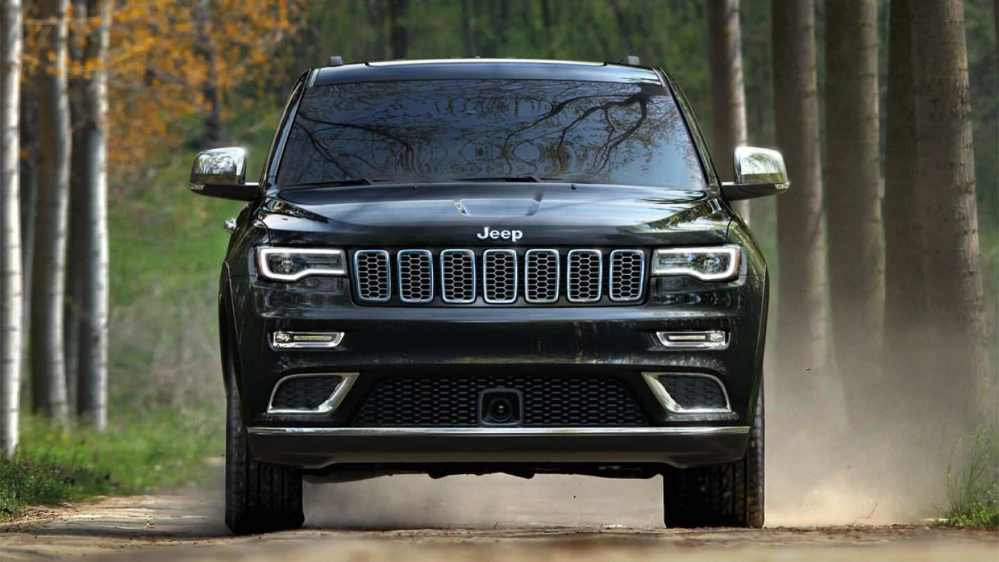 94 The 2019 Jeep New Model Exterior