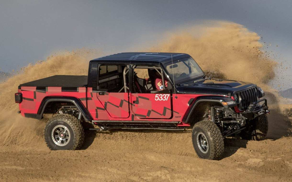 94 The 2020 Jeep Gladiator King Of The Hammers Pictures