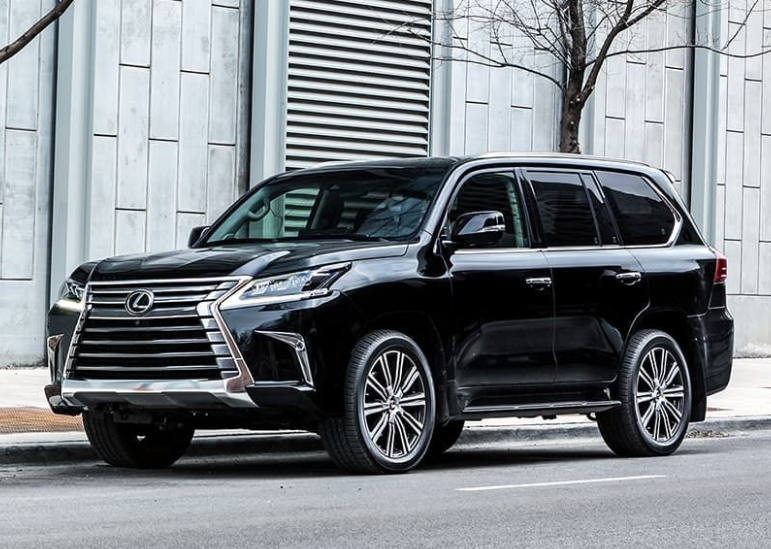 94 The 2020 Lexus Lx 570 Hybrid Review