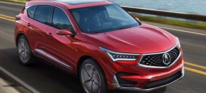 94 The Best 2019 Acura Rdx Release Date Engine