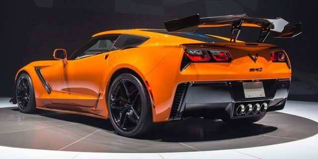 94 The Best 2019 Chevrolet Corvette Zr1 Is Gms Most Powerful Car Ever Release Date And Concept