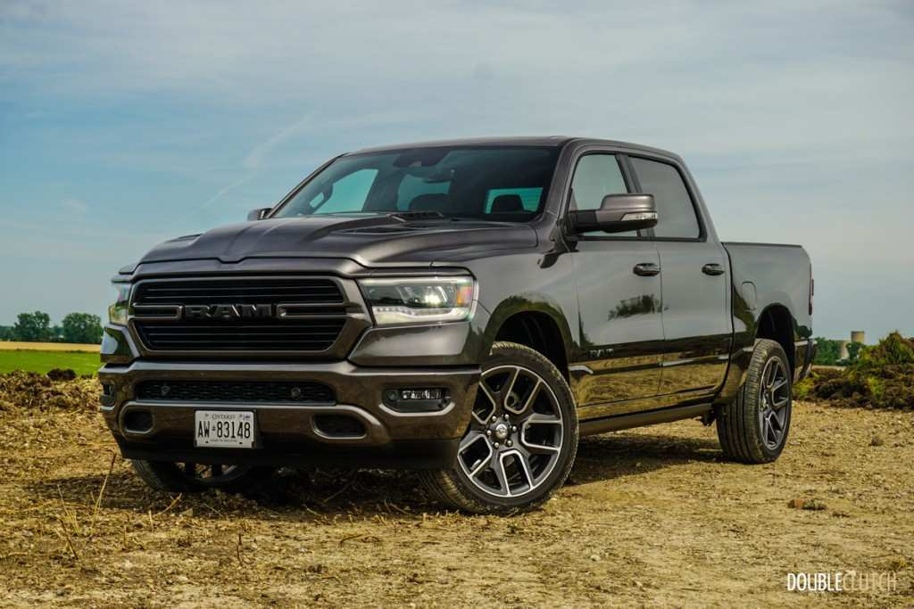 94 The Best 2019 Dodge 1500 Sport Reviews