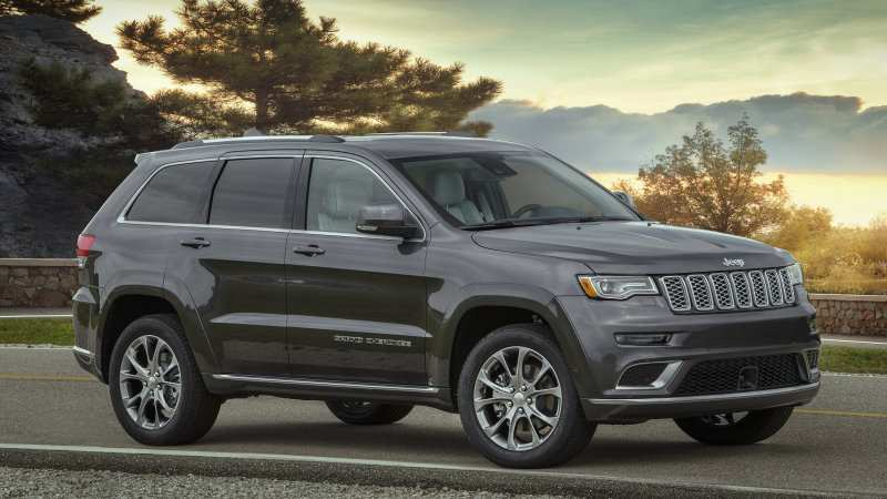 94 The Best 2019 Jeep Suv Overview