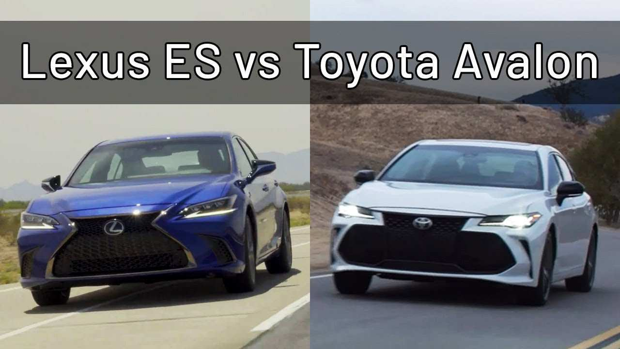 94 The Best 2019 Toyota Lexus Images