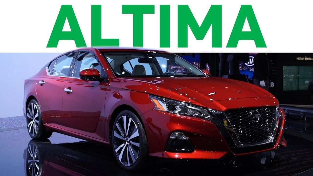 94 The Best 2020 Nissan Maxima Youtube Price And Release Date