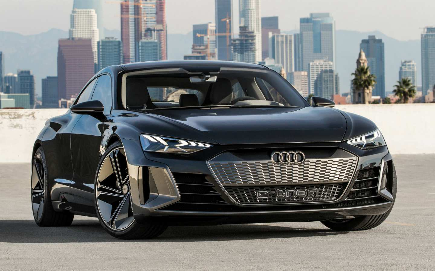 94 The Best Audi New Electric Car 2020 Review