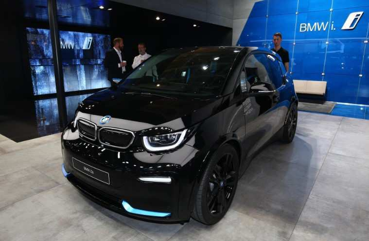 94 The Best Bmw I3 New Model 2020 Review