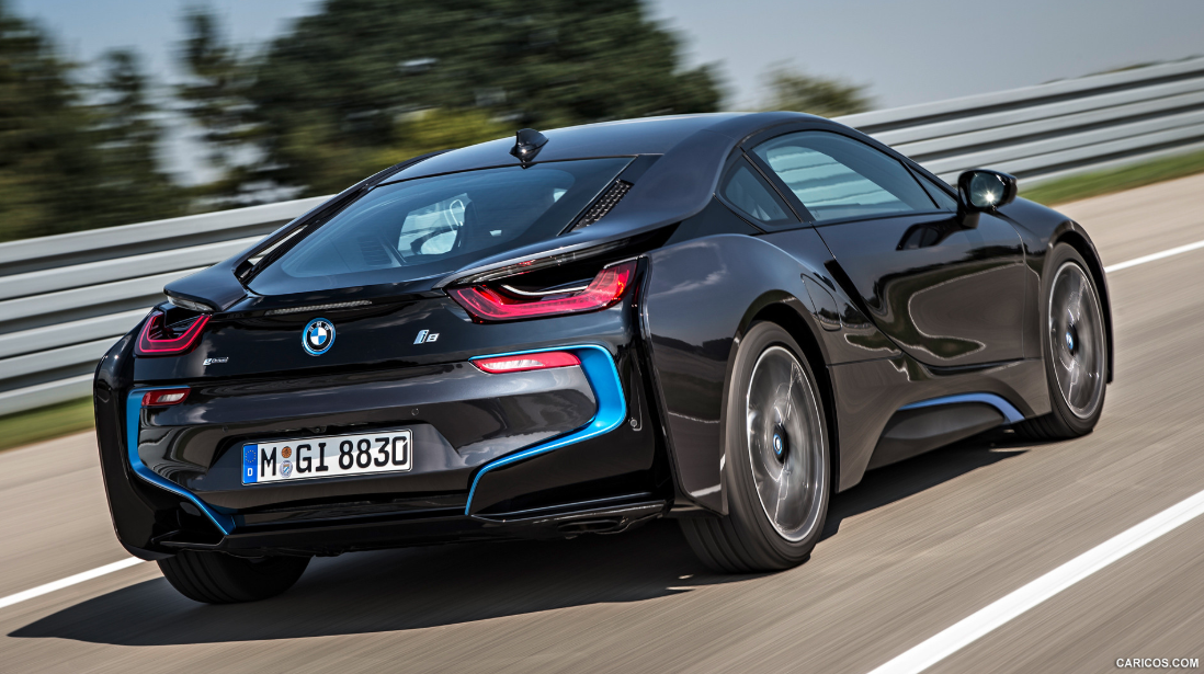 94 The Best Bmw I8 2020 New Model And Performance
