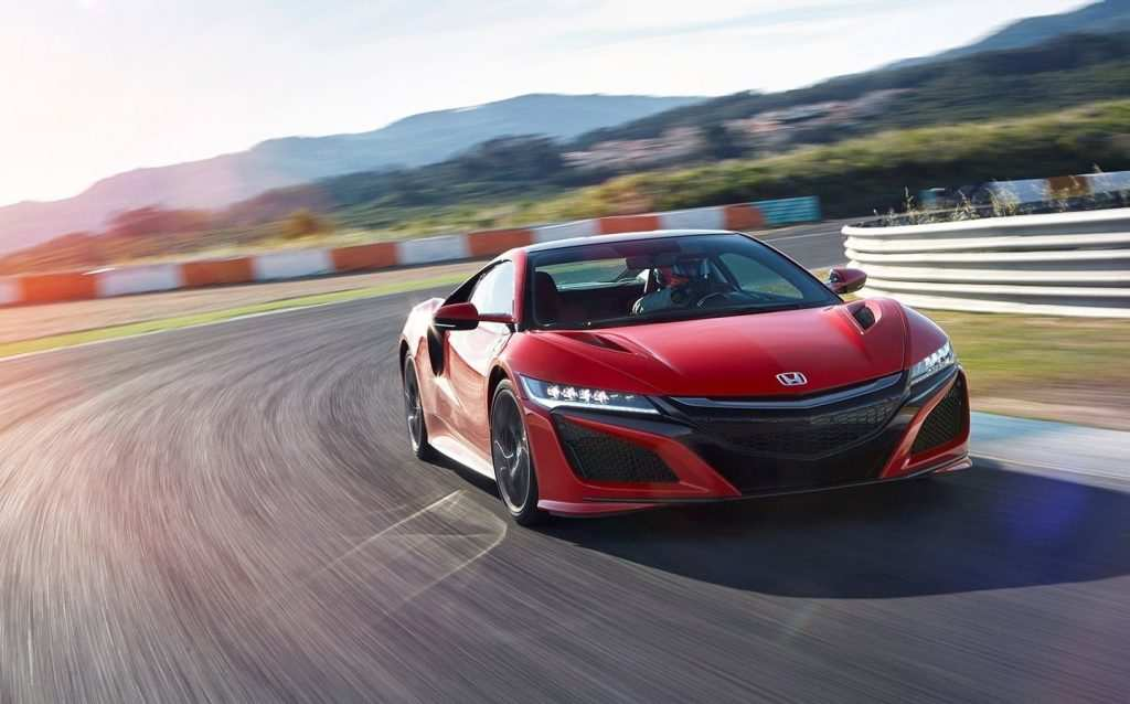 94 The Best Honda Nsx 2020 Speed Test