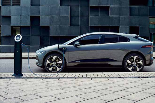 94 The Best Jaguar Land Rover Electric Cars 2020 Concept And Review