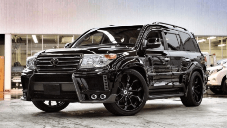 94 The Best Toyota New Land Cruiser 2020 Style