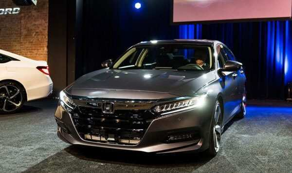 94 The Honda Accord 2020 Changes Redesign