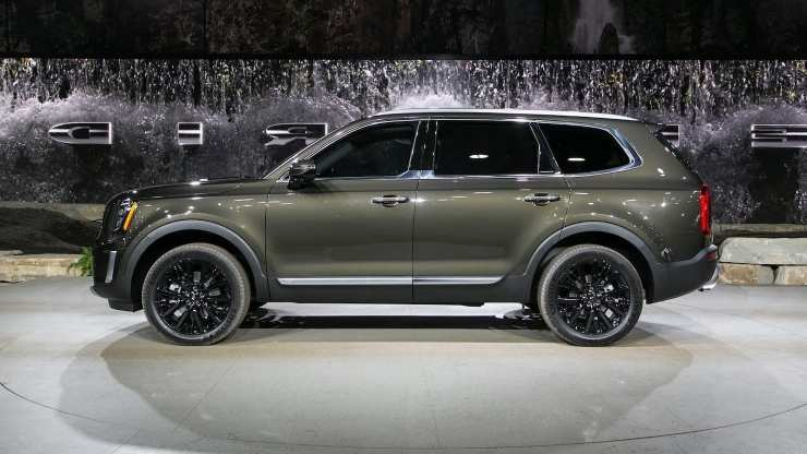 94 The Kia Telluride 2020 Mpg Performance And New Engine