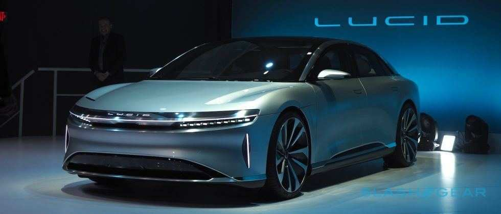 94 The Lucid Air 2019 Tesla Model S Killer Performance