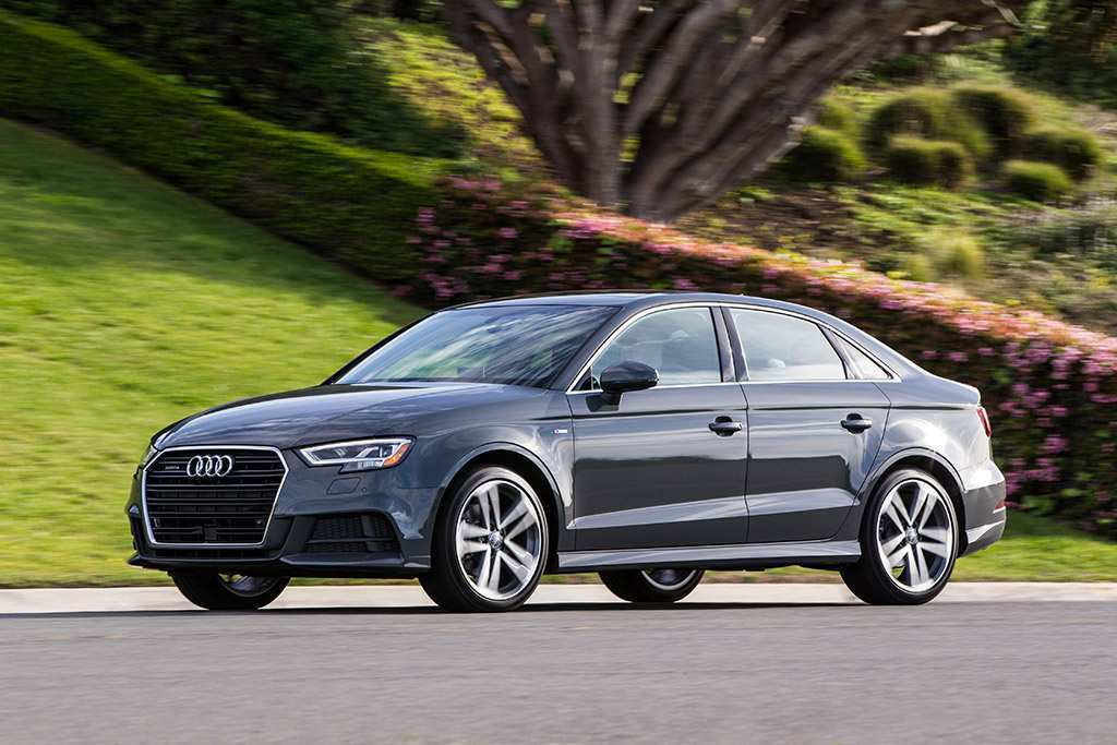 94 The New 2019 Audi A3 Research New