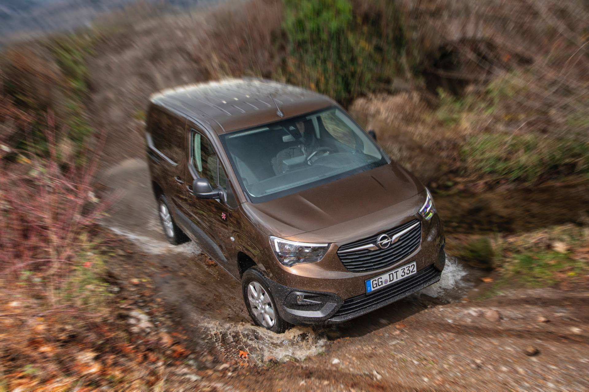 94 The Opel 4X4 2019 Style