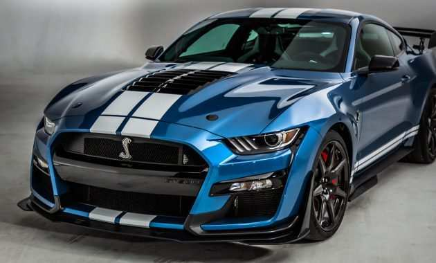94 The Price Of 2020 Ford Mustang Shelby Gt500 Concept And Review