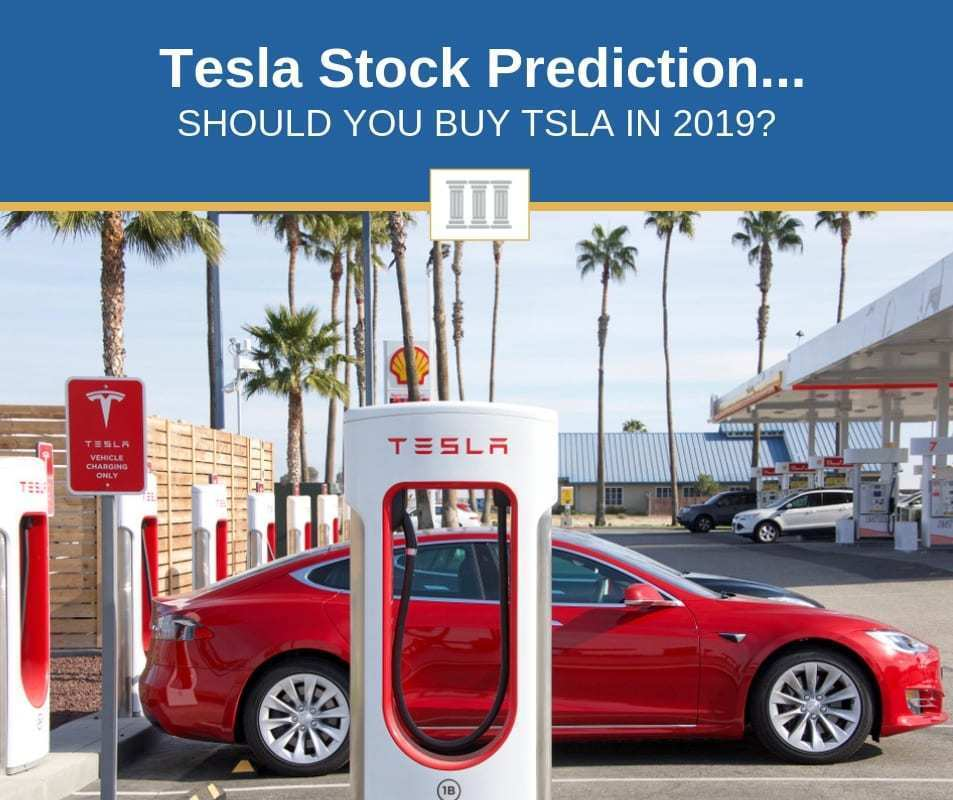 94 The Tesla 2020 Stock Price Prices