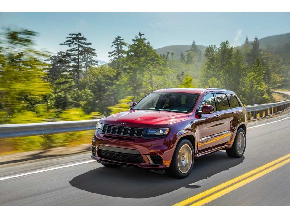 95 A 2019 Jeep 7 Passenger Spesification