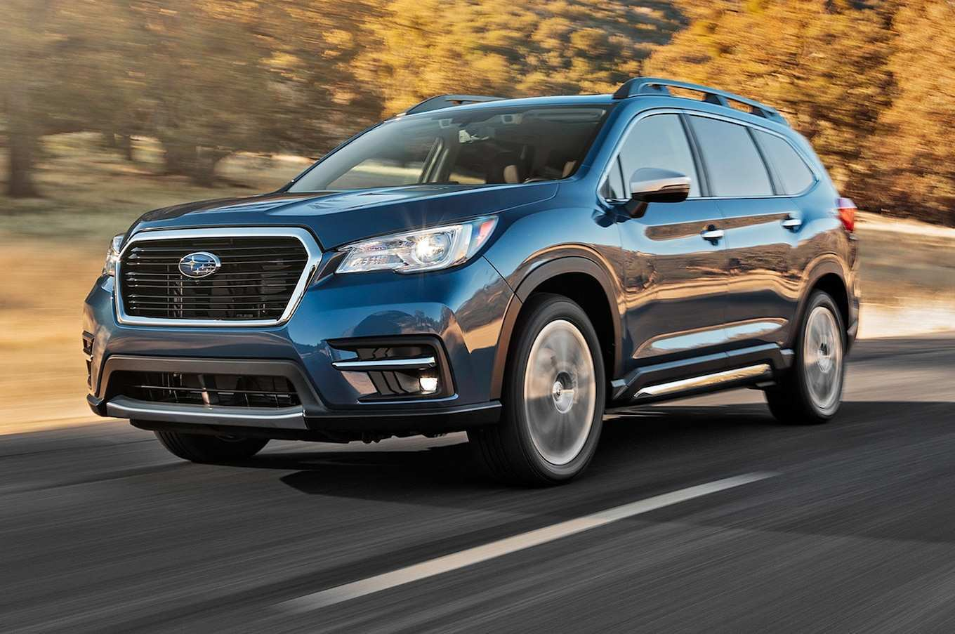 95 A 2019 Subaru Ascent Exterior And Interior