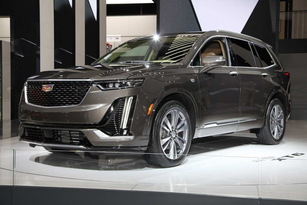 95 A 2020 Cadillac Xt6 Msrp New Model And Performance