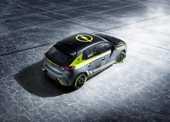 95 A Opel Wrc 2020 New Review