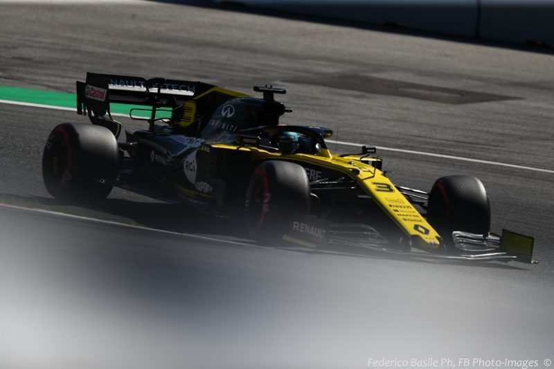 95 A Renault 2020 F1 Performance And New Engine