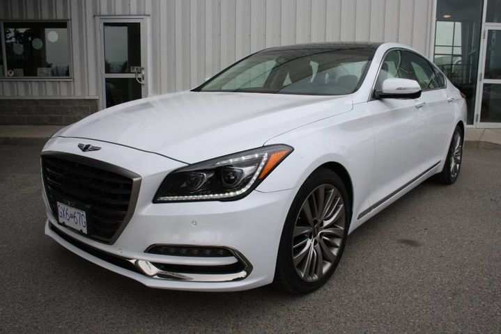95 All New 2019 Genesis 5 0 Style
