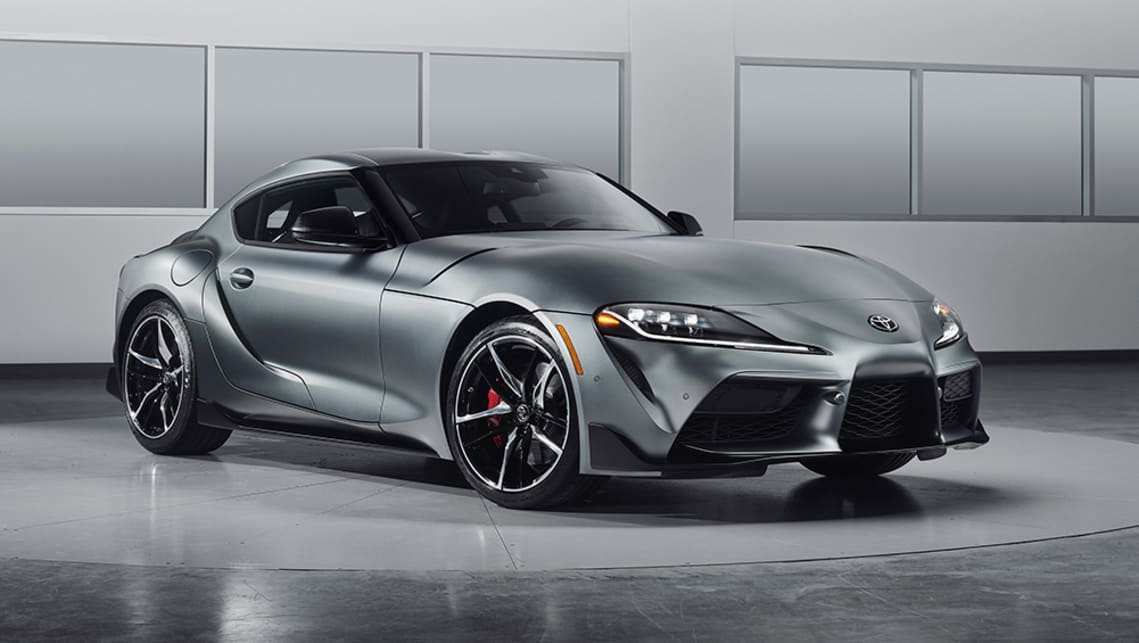 95 All New 2019 Toyota Supra News First Drive