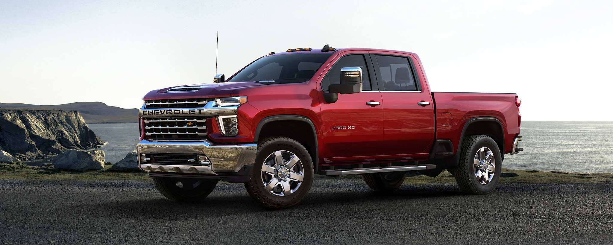95 All New 2020 Chevrolet Pickup Truck First Drive